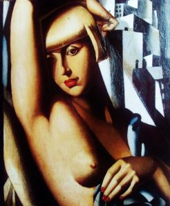 The Tamara Lempicka portrait 1933