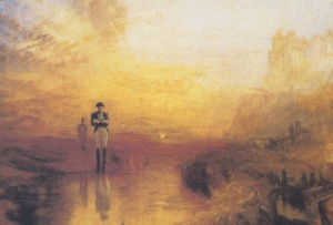 The Exile, by J.M.W. Turner